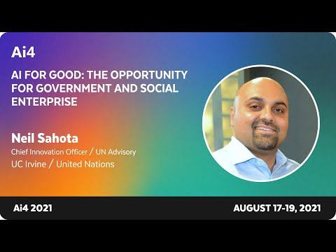 AI for Good: The Opportunity for Government and Social Enterprise