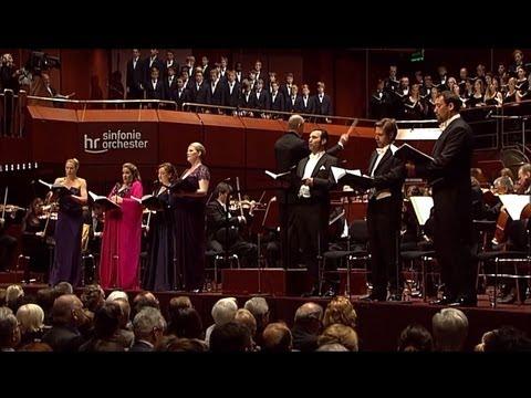 Mahler: 8. Sinfonie (»Sinfonie der Tausend«) (I. Teil) ∙ hr-Sinfonieorchester ∙ Paavo Järvi