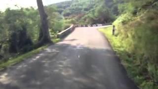 #. Montée du Col d'Ibardin par Mickael. Partie 1