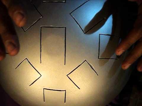 Hang drum casero argentina