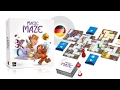 Magic Maze boardgame, GERMAN short explanation