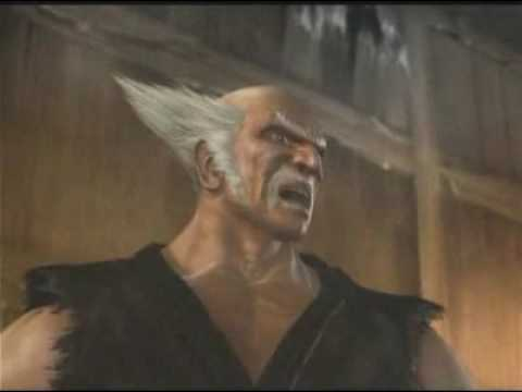 tekken 5 heihachi mishima is dead youtube tekken 5 heihachi mishima is dead