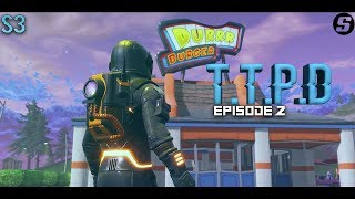 T.T.P.D The Transfer | A Fortnite Skit | S3Ep2