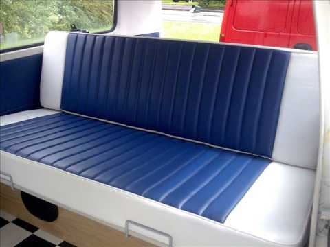 T2 Camper Interior Resto Youtube