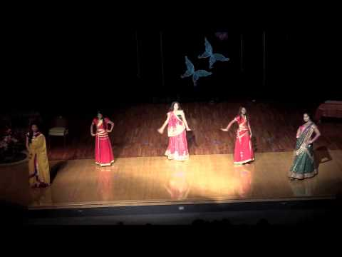 """RGK Modern Indian Dance Academy's Dance Drama """"Cocoon""""- Anna's love story for Valentine's Day!!"""