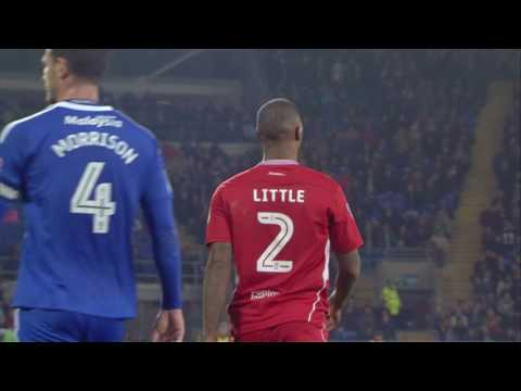 HIGHLIGHTS: CARDIFF CITY 2-1 BRISTOL CITY