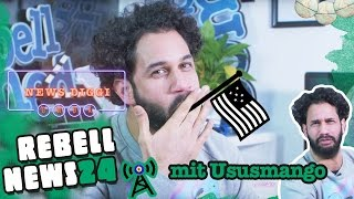 Rebell News #24 mit Ususmango