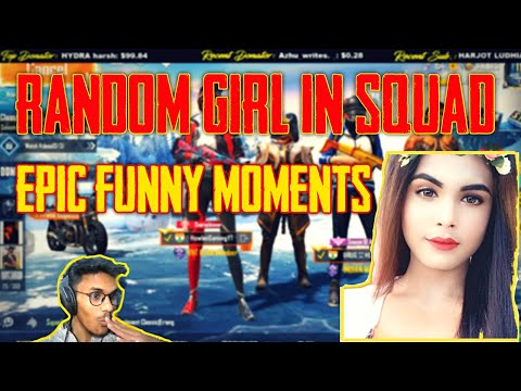Download HOW TO FIND GIRLS IN PUBG MOBILE || EPIC FUNNY MOMENTS