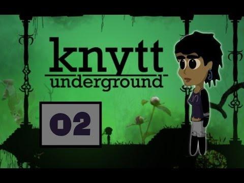 Let's Play Knytt Underground - 02  