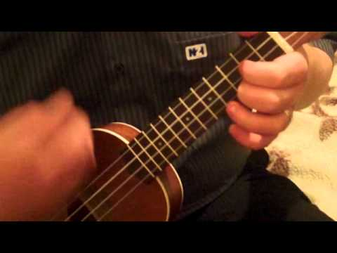how to play fix you on ukulele
