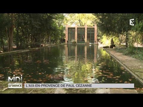 SUIVEZ LE GUIDE : L'Aix-en-Provence de Paul Cézanne