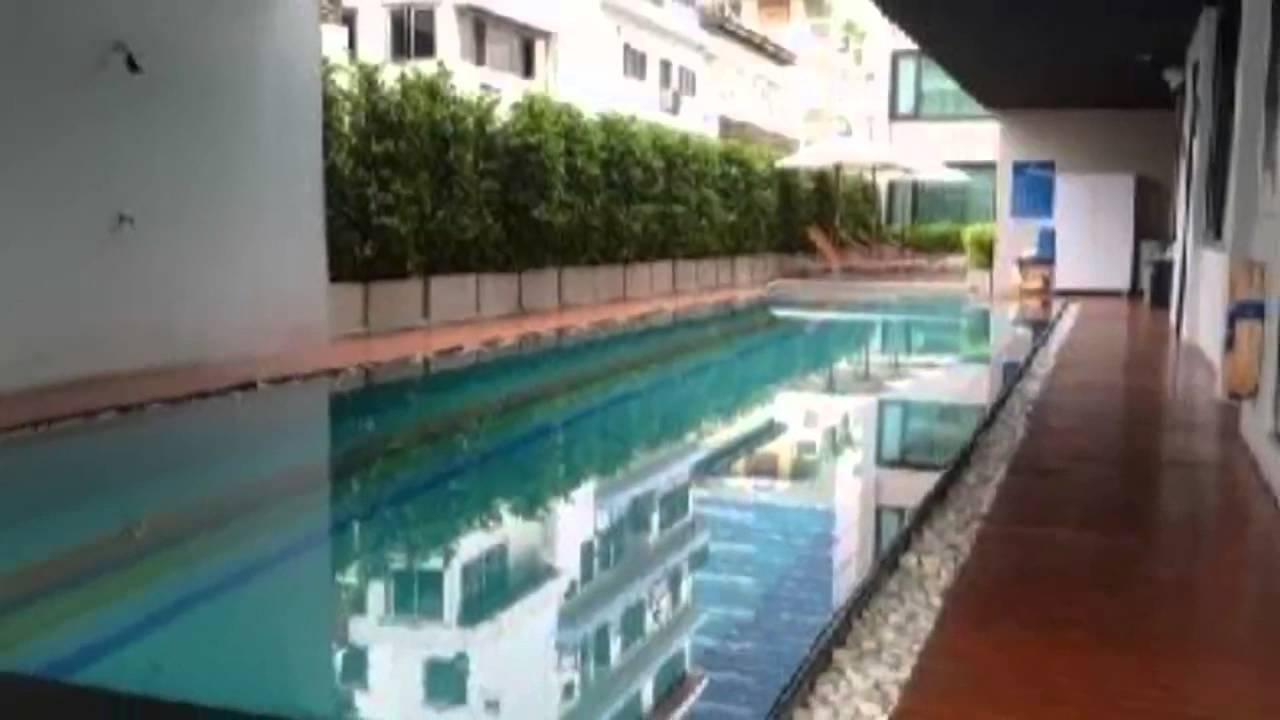 Vic3 Vic3 Bangkok Hotel Video Youtube