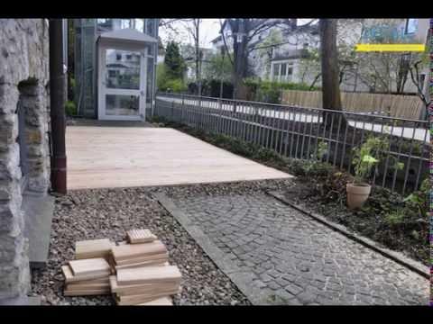 Tipps und Tricks zum Bau einer Terrasse an außergewöhnlichen ...