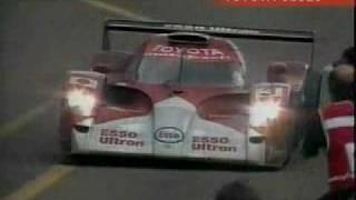 「Le mans」 Toyota GT-One TS020 「1998~1999」