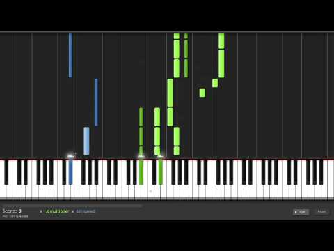 How to Play Talk by Coldplay on Piano