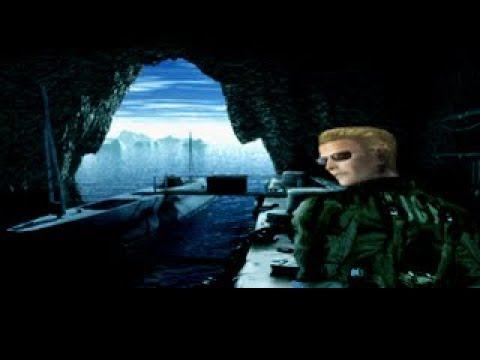 Resident Evil 3 - Albert Wesker - Hardcore Mod (model Test) (PSX)