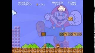 Super Mario Bros Psytrance - remix by DJ Hauck