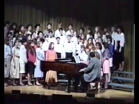 Orchard Park Talent Show 1988