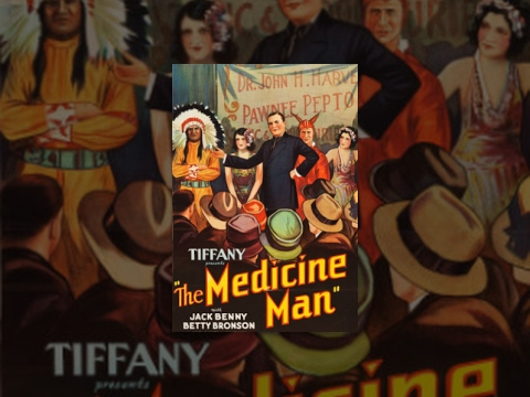 THE MEDICINE MAN   Jack Benny   Betty Bronson   Full Length Comedy Movie   English   HD   720p