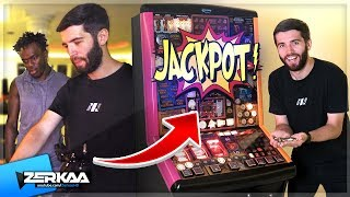 We Spent £1000+ To WIN The JACKPOT on a MACHINE!
