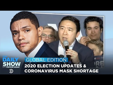 2020 Primary Election Updates & Universal Basic Income | The Daily Show: Global Edition