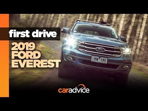 2019 Ford Everest Trend review: new bi-turbo 2.0-litre!