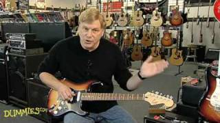 How to Adjust an Electric Guitar's Action and Intonation For Dummies