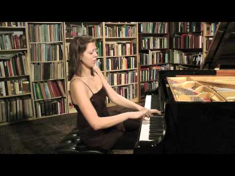 BEETHOVEN - Sonata no. 30 op.109 in E Major I.-II. - Alexandra Joan, piano