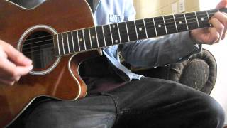Alex Turner Stuck On The Puzzle Acoustic Cover