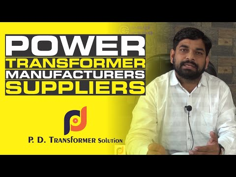 Transformer: Best Power Transformer | Manufacturers And Suppliers In Ahmedabad