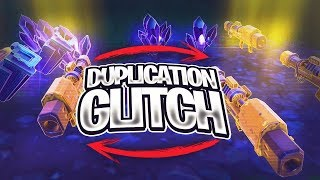 NOUVEAU UPDATE Duplication Glitch (Comment dupliquer chaque arme - Article) - Fortnite Save The World