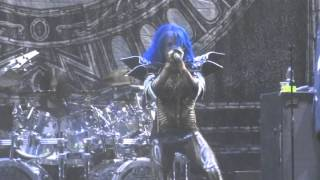Arch Enemy - Yesterday Is Dead and Gone - Live Hanns-Martin-Schleyer-Halle Stuttgart  le 03/12/2015