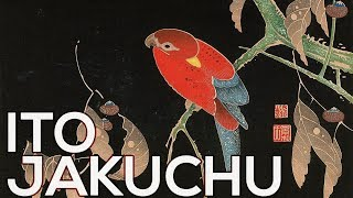 Ito Jakuchu: A collection of 72 works (HD)