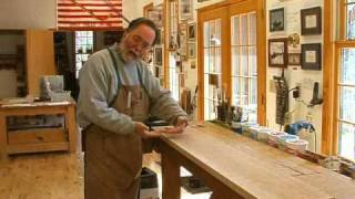Making A Veneered Sideboard Part 7-1, Bookmatched Top: Andrew Pitts~furnituremaker