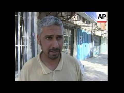 Iraqis react to interim PM presenting cabinet list