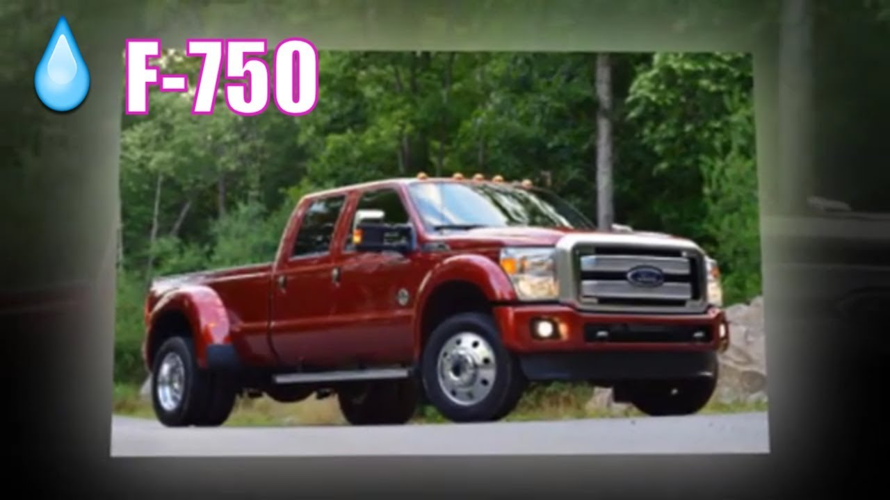 2020 ford f750 4x4