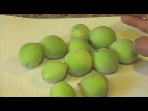 Peach Pickle