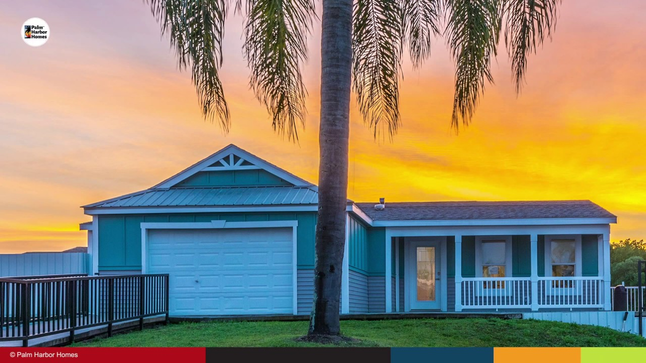 Plant City, FL Modular and Manufactured Homes | Palm Harbor