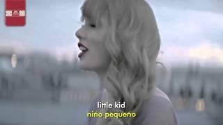 Begin Again   Taylor Swift Official Video Letra Español English