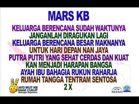 LAGU MARS KB 2017