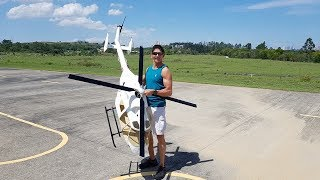 BK117 Super Scale Giant RC Helicopter