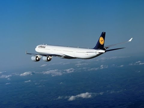 Lufthansa Eclipse flight, Mexico City to Munich, Germany - Unravel Travel TV