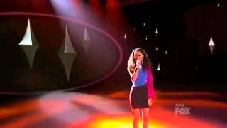 AI - Jessica Sanchez - American Idol - Top 4 - I am Telling You I