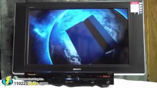 Pioneer Elite BDP33FD Blu-Ray Region Code Free DVD Player