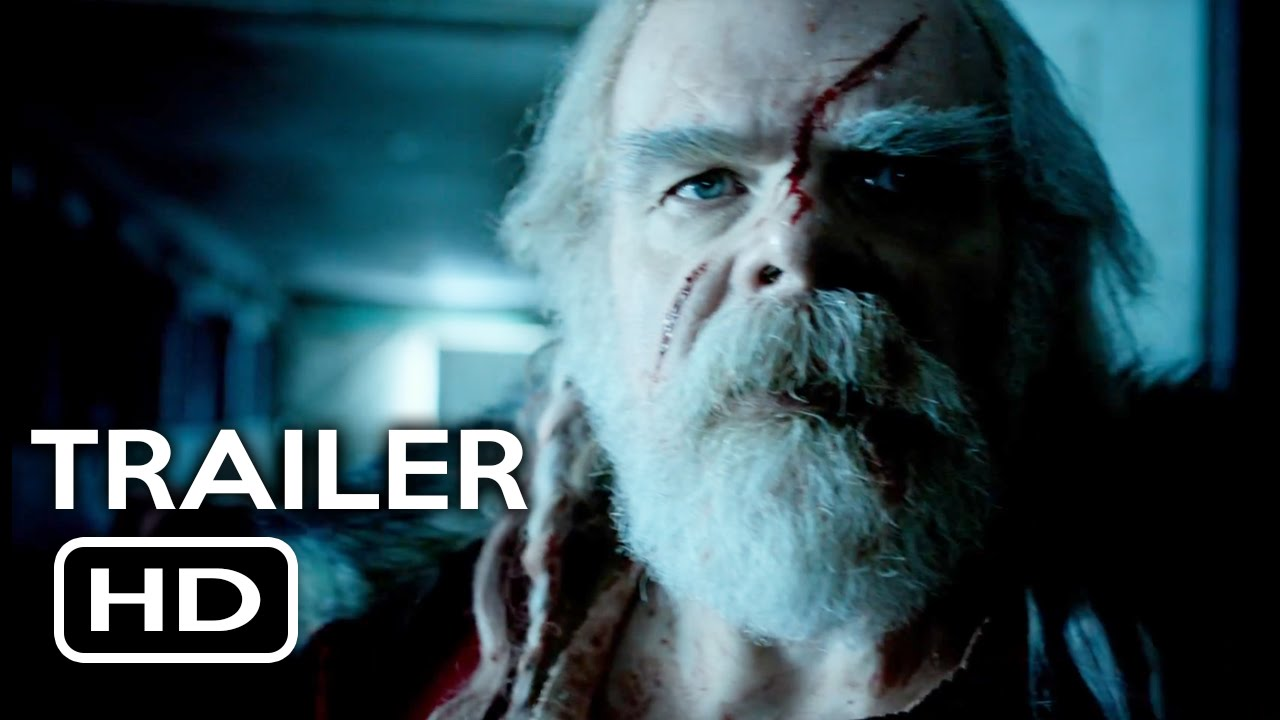 A Christmas Horror Story Official Trailer #1 (2015) William ...
