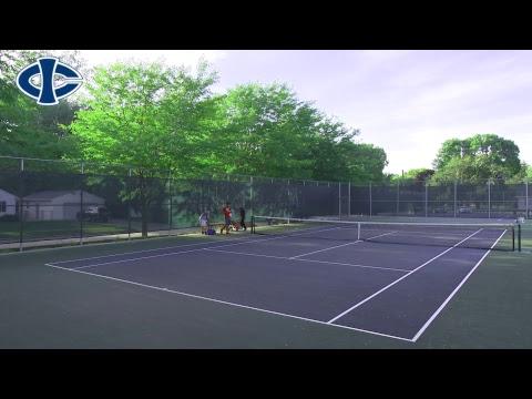 Tennis: Iowa Central vs Grand View University (9/7/2017)
