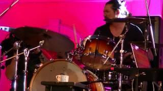 baterista de christine d' clario
