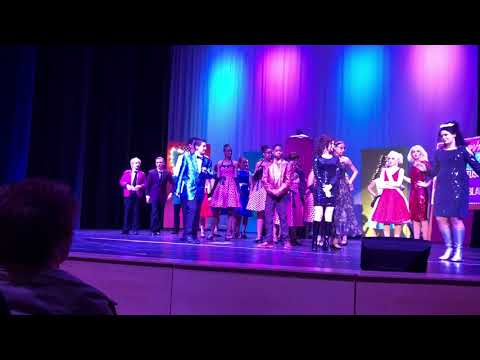 Hairspray Dance Competition 2018