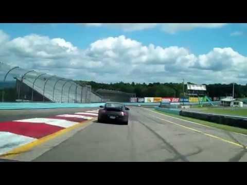 2014 Chevrolet SS Battles Porsche at Watkins Glen Race Track- PCA DE Track Day