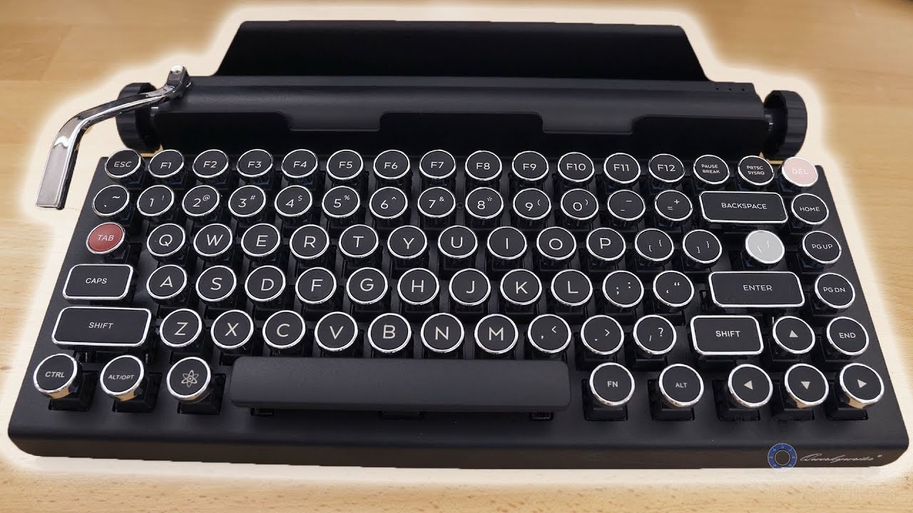 The Best Bluetooth Mechanical Keyboard You Can Buy (Video)